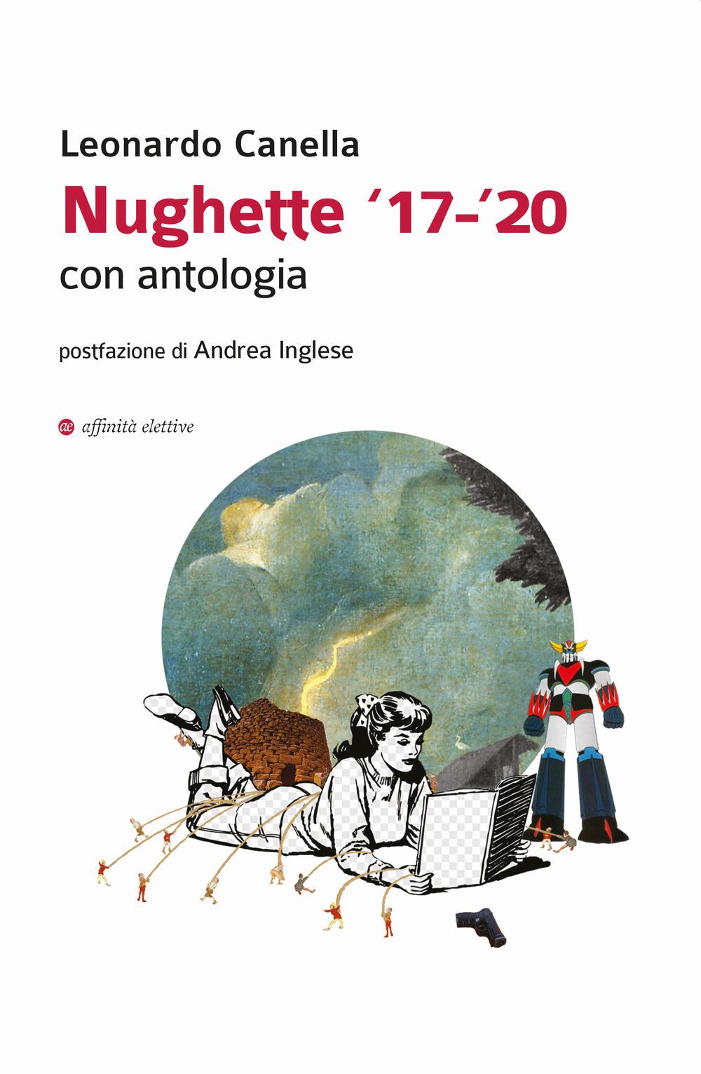 Image of Nughette '17-'20. Con antologia