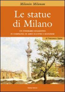 Le statue di Milano