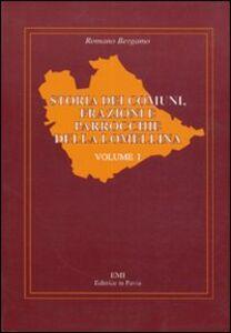 Storia dei comuni, frazioni e parrocchie della Lomellina