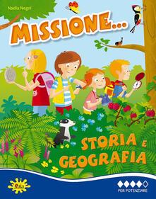 Ipabsantonioabatetrino.it Missione storia e geografia... Per potenziare Image