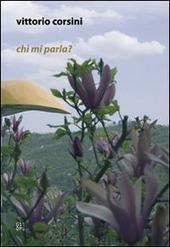 Vittorio Corsini. Chi mi parla? Ediz. italiana e inglese