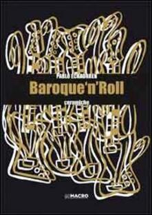 Pablo Echaurren. Baroque 'n' roll - copertina