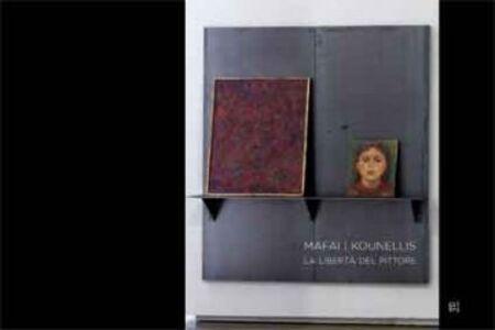 Foto Cover di Mafai - Kounellis. La libertà del pittore. Ediz. italiana e inglese, Libro di  edito da Gli Ori