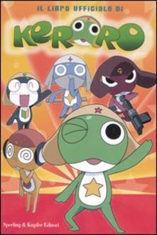 Il libro ufficiale di Keroro - copertina