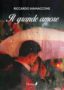 Il grande amore - Riccardo Iannaccone - copertina