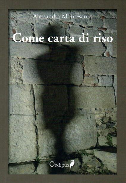 Come carta di riso - Alessandra Montesanto - copertina