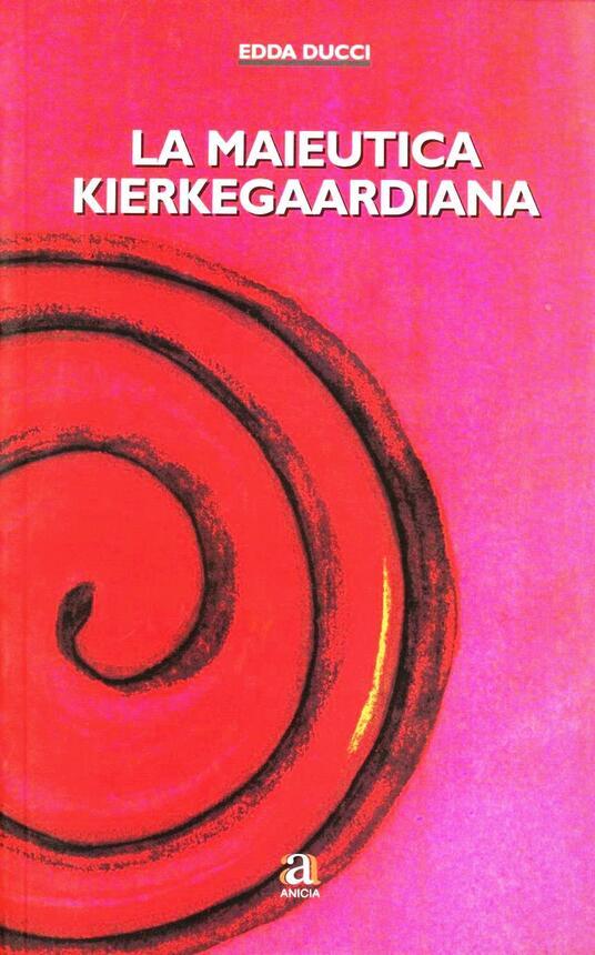 La maieutica kierkegaardiana - copertina