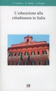 L' educazione alla cittadinanza in Italia