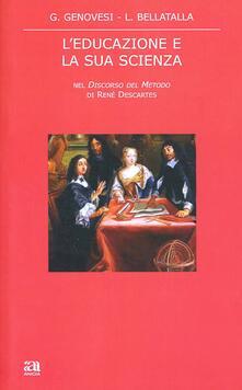Camfeed.it L' educazione e la sua scienza nel «Discorso del metodo» di René Descartes Image