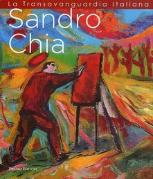 La transavanguardia italiana. Sandro Chia. Ediz. illustrata - Achille Bonito Oliva,Marco Pierini - copertina
