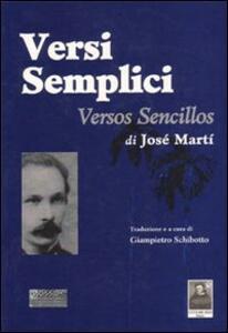 Versi semplici-Versos sencillos