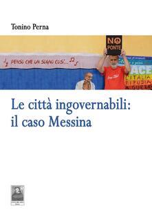 Promoartpalermo.it Le città ingovernabili. Il caso Messina Image
