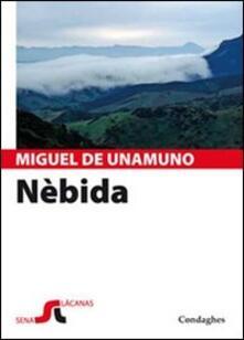 Nebìda - Miguel de Unamuno - copertina