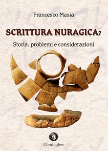 Scrittura nuragica? Storia, problemi e considerazioni.pdf