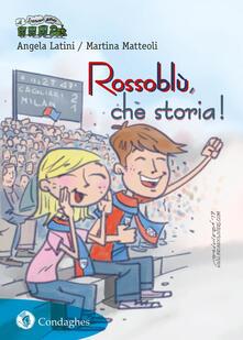 Charun.it Rossoblù, che storia! Cronaca del Cagliari Calcio Image