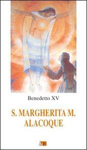 S. Margherita M. Alacoque. Decreto di canonizzazione, 13 maggio 1920