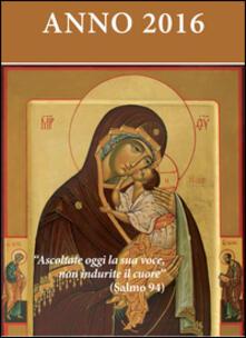 Tegliowinterrun.it Ascoltate oggi la sua voce 2016. Calendario liturgico dell'ascolto Image