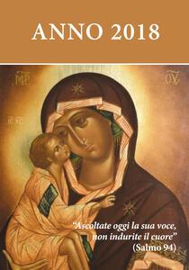 Ascoltate oggi la sua voce 2018. Calendario liturgico