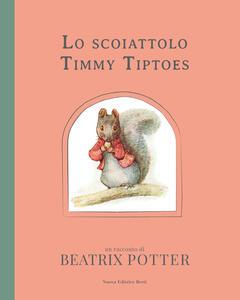Lo scoiattolo Timmy Tiptoe