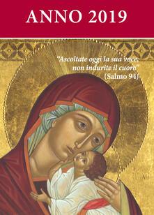 Premioquesti.it Ascoltate oggi la sua voce 2019. Calendario liturgico. Vergine della tenerezza Image