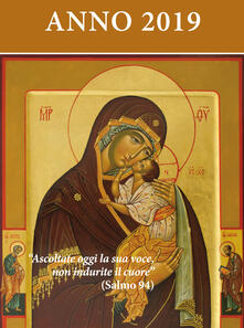 Antondemarirreguera.es Ascoltate oggi la sua voce 2019. Calendario liturgico. Maria madre di Misericordia Image