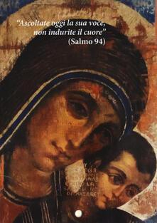 Listadelpopolo.it Ascoltate oggi la sua voce 2019. Calendario liturgico. Icona di Kiko Arguello Image