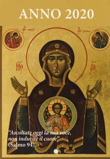 Secchiarapita.it Ascoltate oggi la sua voce 2020. Calendario liturgico. Maria madre di Dio Image
