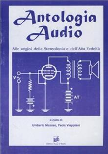 Vitalitart.it Antologia audio. Alle origini della stereofonia e dell'alta fedeltà Image