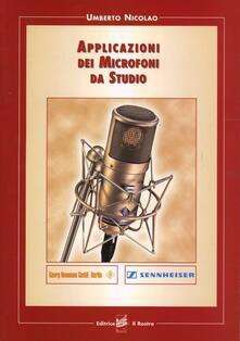 Letterarioprimopiano.it Applicazioni dei microfoni da studio Image