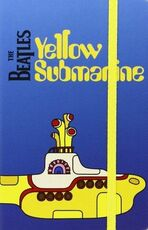 Cartoleria Taccuino The Beatles. Yellow Submarine Magazzini Salani
