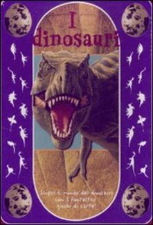 Winniearcher.com I dinosauri. Ediz. illustrata. Con gadget Image