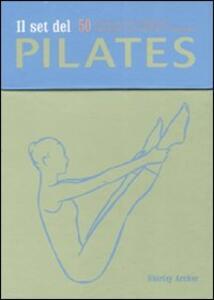 Il set del pilates. Con 50 carte