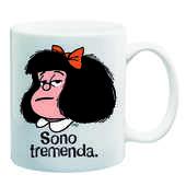 Idee regalo Tazza Mafalda. Sono tremenda Magazzini Salani