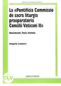 Pontificia commissio de sacra liturgia praeparatoria Concilii Vaticani II