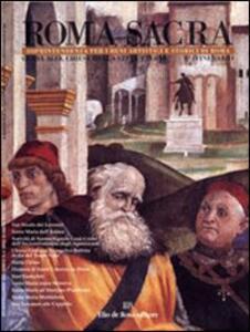 Roma sacra. Guida alle chiese della città eterna. Vol. 8: 8º itinerario. Da via dell'Anima al Pantheon e alla Maddalena.