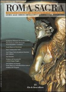 Roma sacra. Guida alle chiese della città eterna. Vol. 10: 10º itinerario. Corso Vittorio Emanuele II.