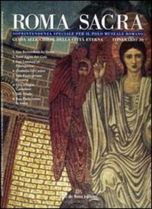 Roma sacra. Guida alle chiese della città eterna. Vol. 30: 30° itinerario. Il Rione Monti (2ª parte).