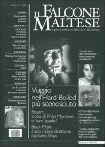 Il falcone maltese. Il giallo al cinema, nei libri, in tv e nella cronaca (2004). Vol. 1