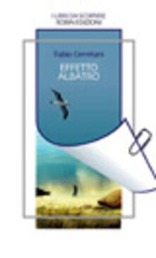 Effetto albatro - Fabio Cerretani - copertina
