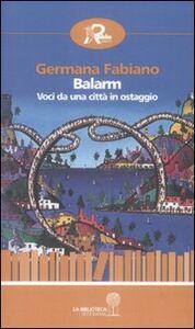 Balarm. Voci da una città in ostaggio