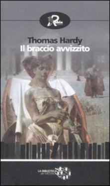 Il braccio avvizzito - Thomas Hardy - copertina