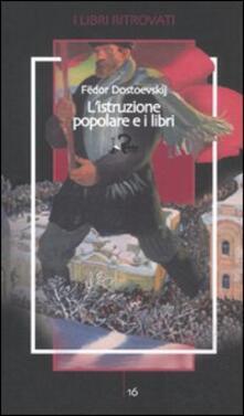 Filippodegasperi.it L' istruzione popolare e i libri Image