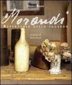 Morandi. Repertorio dello sguardo