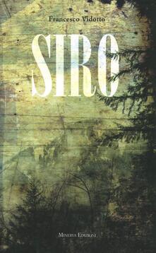 Siro - Francesco Vidotto - copertina