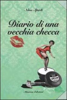 Diario di una vecchia checca - Nino Spirlì - copertina