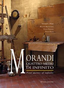 Morandi quattro metri di infinito-Morandi. Four metres of infinite