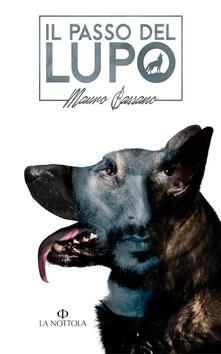 Il passo del lupo - Mauro Bassano - copertina