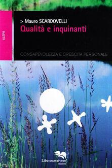 Antondemarirreguera.es Qualità e inquinanti. Consapevolezza e crescita personale Image