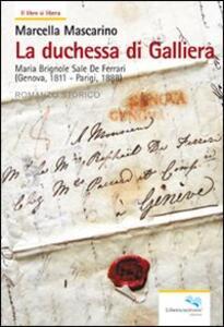 La duchessa di Galliera. Maria Brignole Sale De Ferrari (Genova 1811-Parigi 1888)