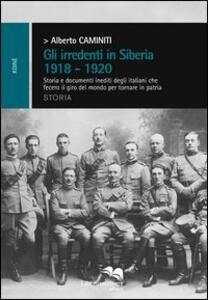 Gli irridenti in Siberia 1918-1920